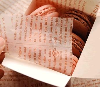 giấy gói thực phẩm