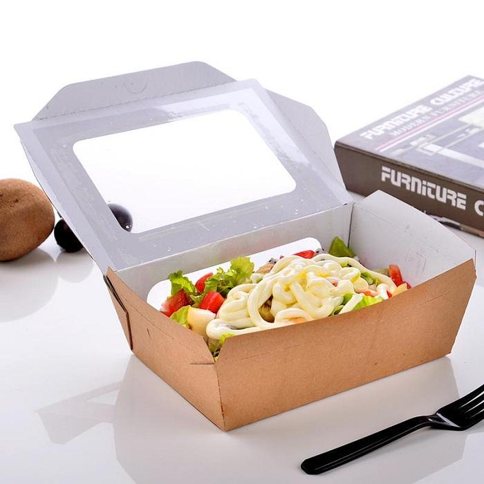 hộp giấy đựng cơm