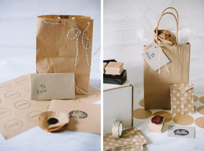Túi giấy Kraft và những điều cần biết
