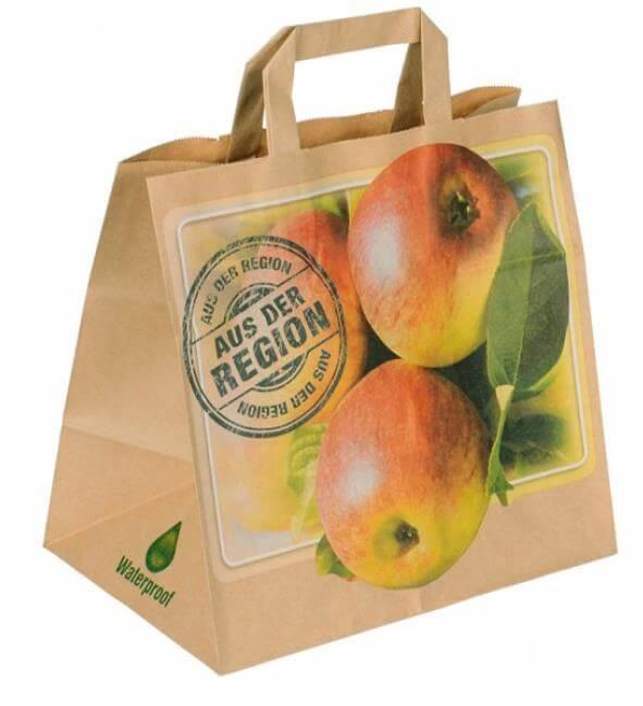 Những lý do nên chọn túi giấy nâu để đựng thực phẩm